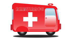 Ambulance Royalty Free Stock Photos