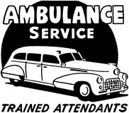 Ambulance Service Stock Photography