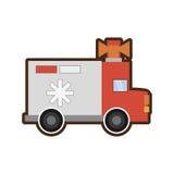 ambulance service transport emergency Stock Photos