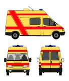 Ambulance Royalty Free Stock Photography