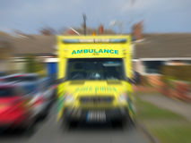 Ambulance vehicle Stock Photos