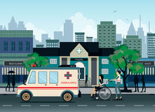 Ambulance Stock Image