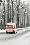 Ambulancia Imagen de archivo