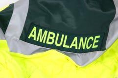 Ambulancia Imágenes de archivo libres de regalías