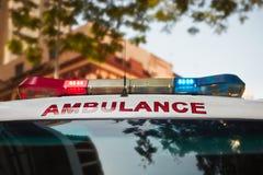 Ambulancia Fotos de archivo libres de regalías