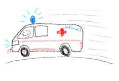Ambulancia Fotografía de archivo