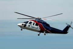 Ambulancia de aire Fotos de archivo libres de regalías
