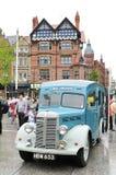 Ambulancia de la vendimia Imagenes de archivo