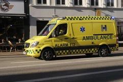 Ambulancia médica Imagenes de archivo