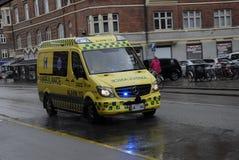 Ambulancia médica Fotos de archivo libres de regalías