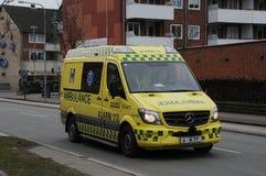 Ambulancia médica Foto de archivo