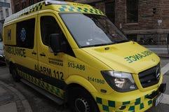 Ambulancia médica Imagen de archivo