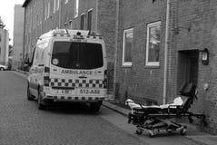Ambulancia médica Fotos de archivo