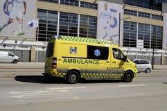 Ambulancia médica Imágenes de archivo libres de regalías