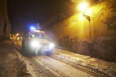 ambulans Royaltyfri Bild
