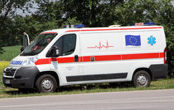 ambulans Royaltyfri Fotografi