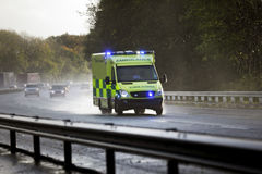 Ambulans Royaltyfri Foto