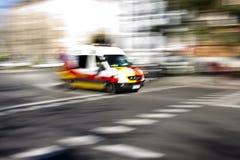 Ambulans Arkivfoto
