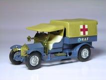 ambulansen kriger Royaltyfri Fotografi