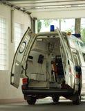 Ambulansinre Arkivfoton