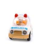 ambulansowy samochód Zdjęcie Royalty Free