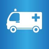 Ambulanssymbol Royaltyfria Bilder