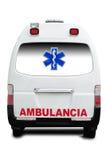 救护车。 免版税库存照片