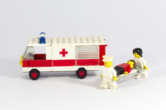 Ambulanza Immagini Stock