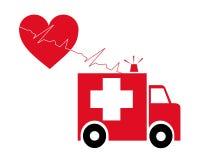 Ambulanza Immagine Stock