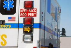 Ambulanza Fotografia Stock