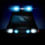 Ambulanza dell'olandese di vettore illustrazione vettoriale