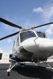 Ambulanza di aria fissa fotografie stock