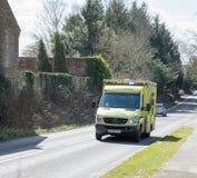 Ambulanza di emergenza Immagini Stock