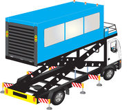 Ambulift Stock Images