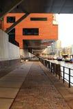Amburgo Hafencity Fotografie Stock Libere da Diritti