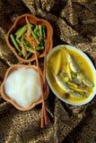 Ambuyat - εθνικό πιάτο του Μπρουνέι Στοκ Φωτογραφίες