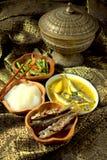 Ambuyat - εθνικό πιάτο του Μπρουνέι Στοκ φωτογραφία με δικαίωμα ελεύθερης χρήσης