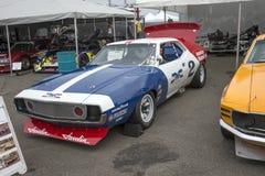 Amc dardy samochód wyścigowy obrazy royalty free