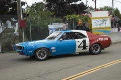 Amc dardy samochód wyścigowy zdjęcia stock