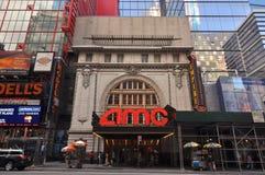 AMC Empire 25, Times Square, New York City. AMC Empire 25 Theatre, Times Square, New York City, USA Royalty Free Stock Photos