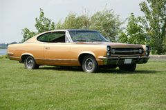 Amc Marlin. Picture of the 1967 AMC Marlin Stock Photos