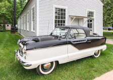 1960 AMC Metropolitan Stock Photography