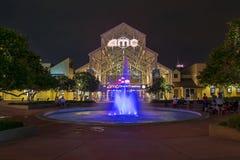 AMC Pranzare-nei teatri, lago Buena Vista fotografia stock libera da diritti