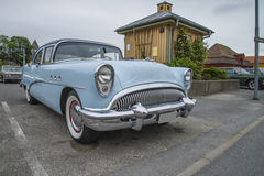 Amcar, buick speciale 1954 Stock Foto