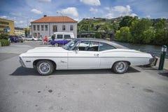 Amcar classic, 1968 chevrolet impala ss 327 Stock Image
