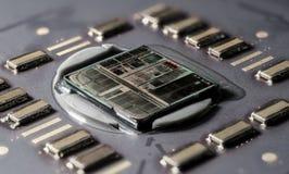 AMD_K6-2+_(Model13)_500ACR___Stack-DSC10299-DSC10391_-_ZS-PMax Royalty Free Stock Image