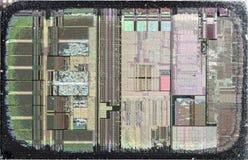 AMD_K6_LittleFoot(Model7)_266AFR___Stack-DSC06919-DSC06930_-_ZS-PMax Royalty Free Stock Photo