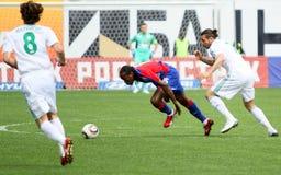 Ame CSKA (Moscow) vs. Terek (Grozny) - (4:1) Royalty Free Stock Images