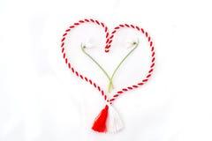 Ame el símbolo de la primavera Imagen de archivo libre de regalías