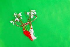 Ame el símbolo de la primavera Imagen de archivo